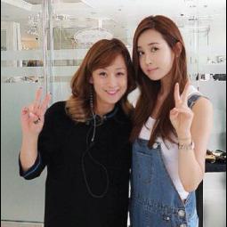 Korean Actress Da Hae Lee